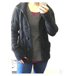 American Eagle Sweater Jacket Size M